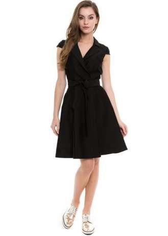 a6aa476ba3 Sukienka Simple 36 rozkloszowana poszukiwana! - 7640736284 ...