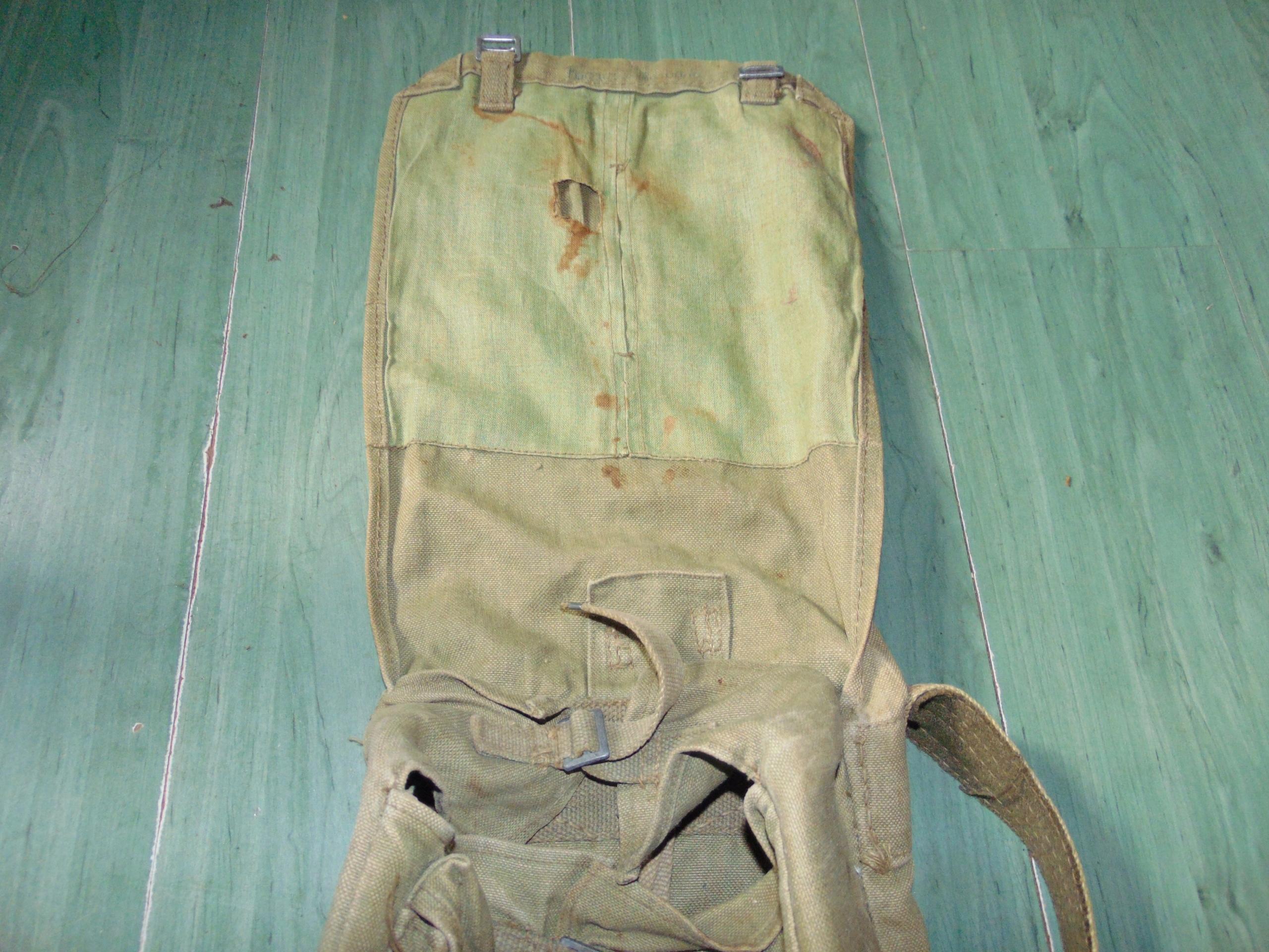 cfd1a0040744c Tornister wzór 33 WP/LWP plecak kostka - 7577553359 - oficjalne ...