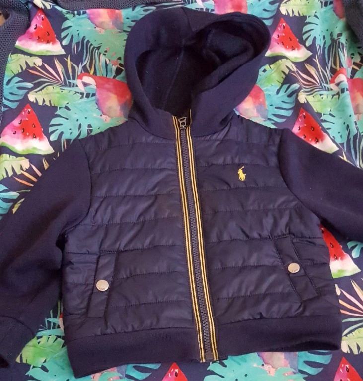 ed9de7a891d2 polo ralph lauren hybrid outerwear rozm. 92 - 7670771652 - oficjalne ...