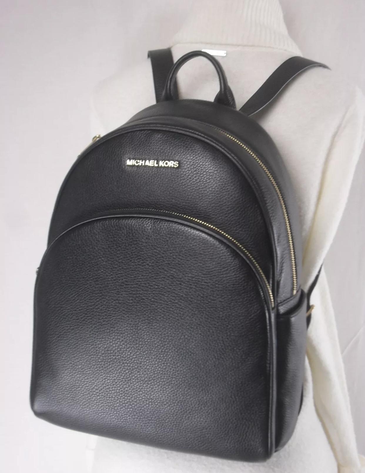 7adcf8e2e3686 Oryginalny plecak Michael Kors Abbey duży nowy - 7278934974 ...