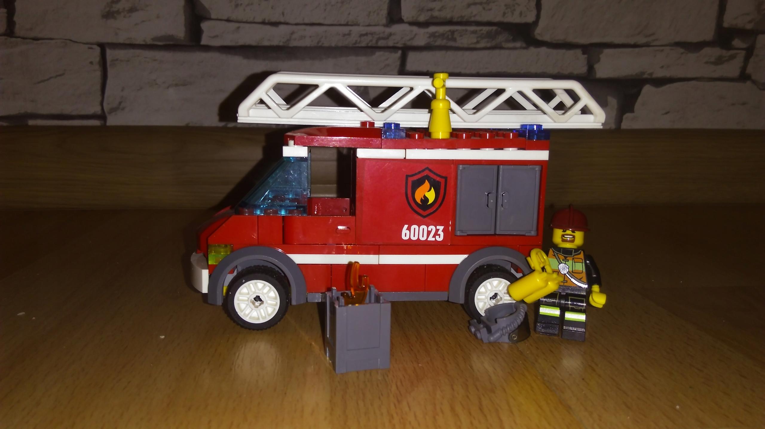 Lego City Straż Pożarna 7693929584 Oficjalne Archiwum Allegro