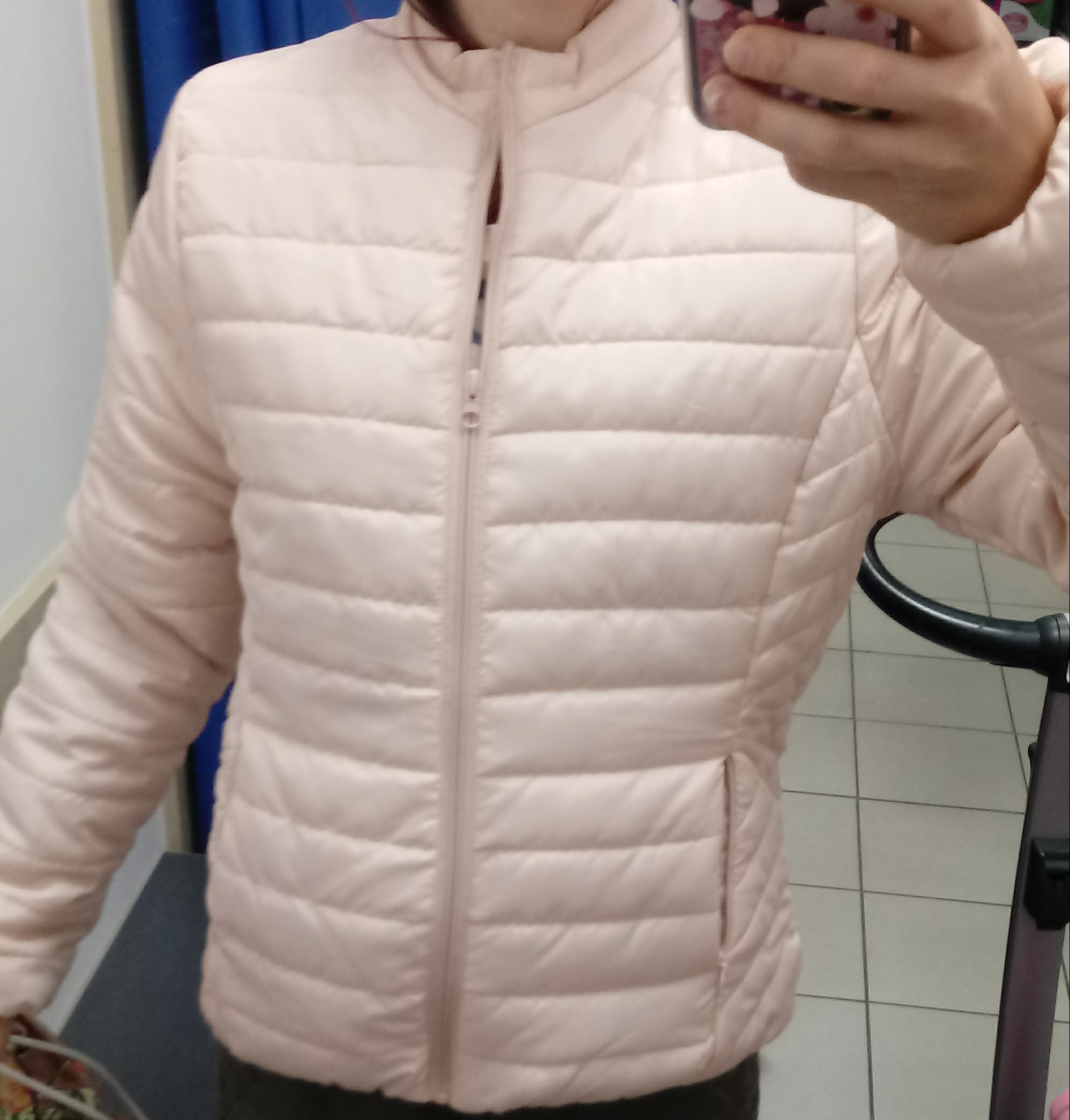d3ad0601e86c88 NOWA kurtka pikowana pudrowy róż PEPCO zara - 7364709863 - oficjalne ...