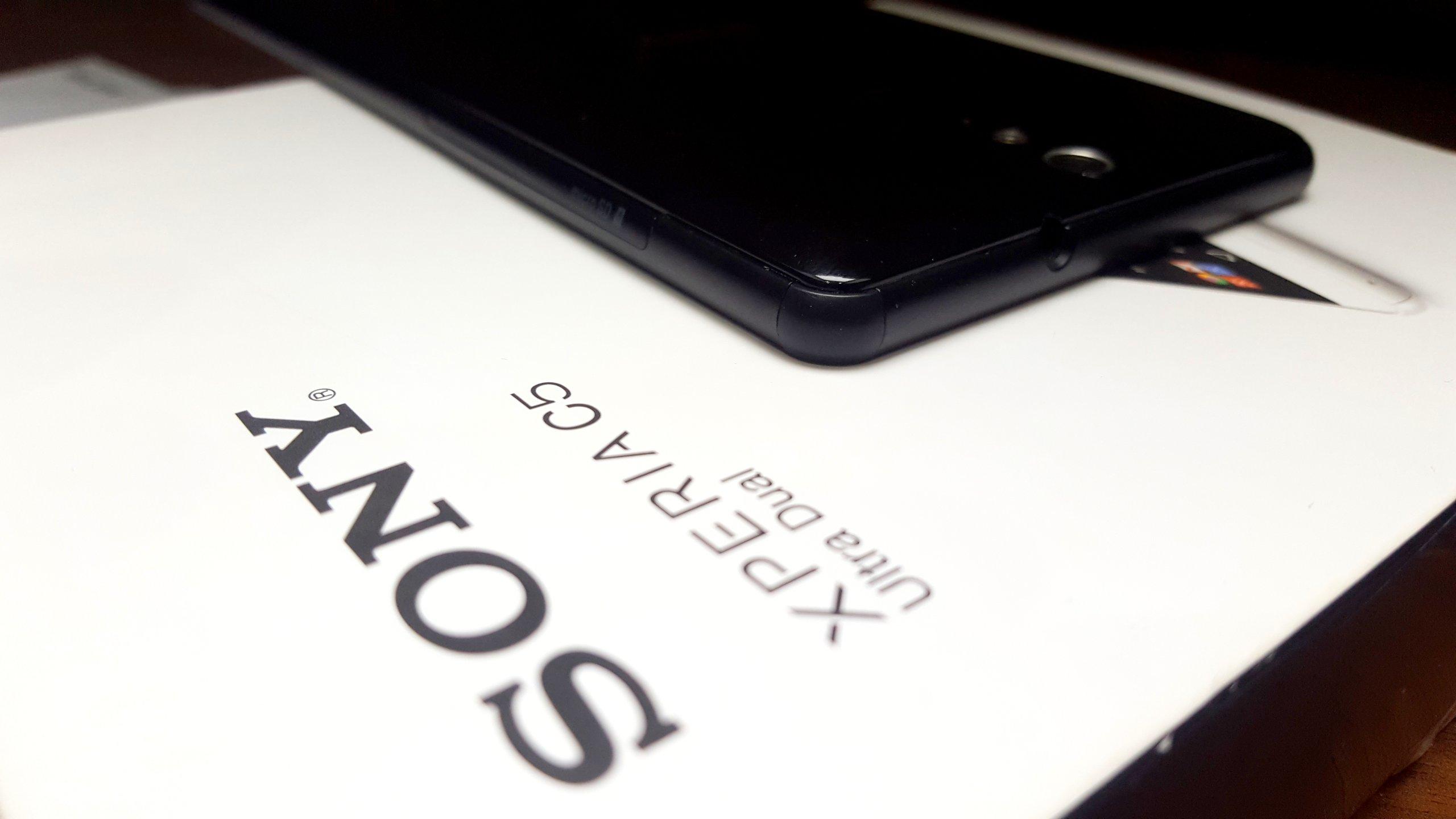 Sony Xperia C5 ULTRA Dual SIM C5533 jak NOWA 6