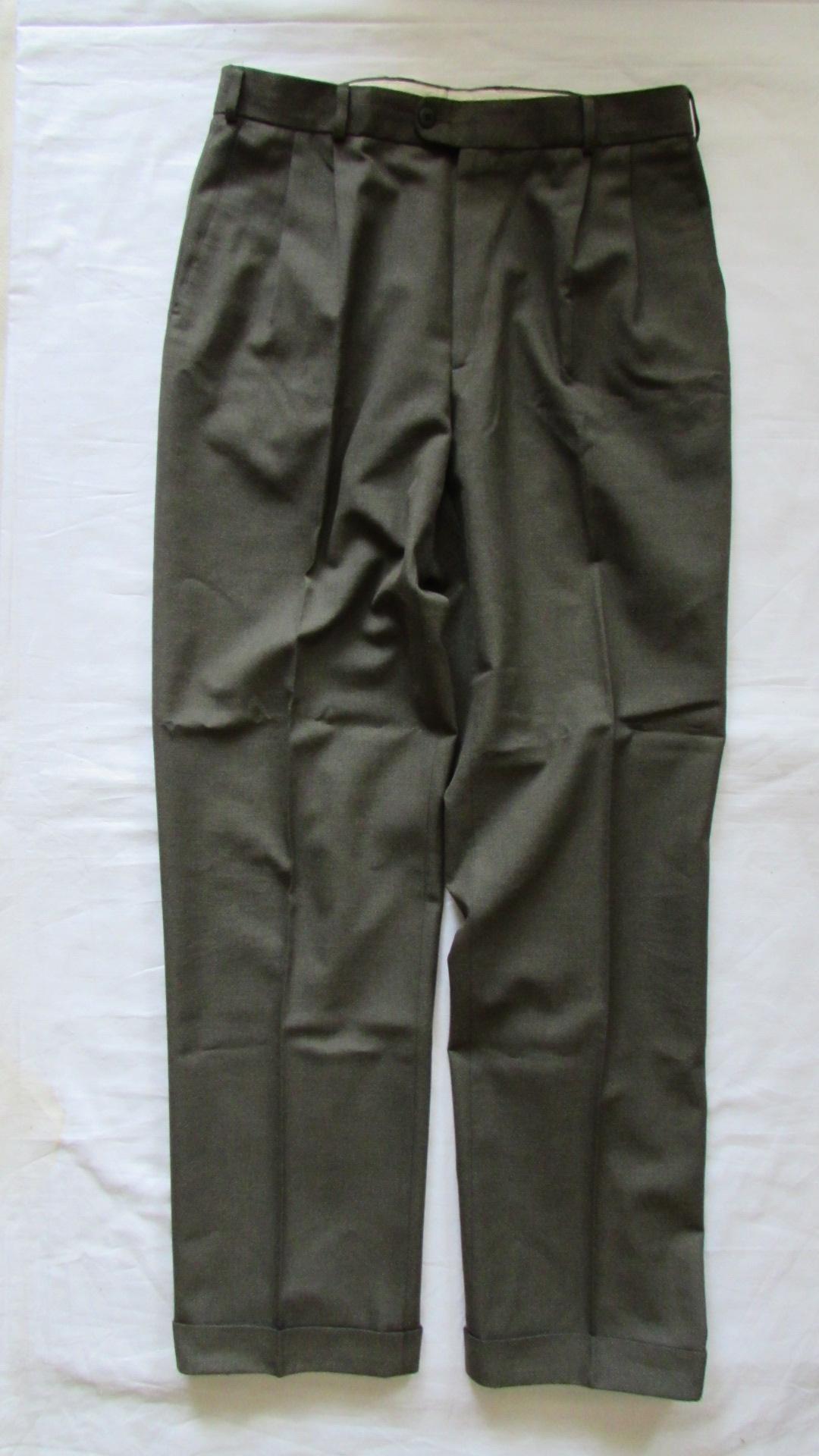 Spodnie garniturowe KappAhl 52 90cm pas