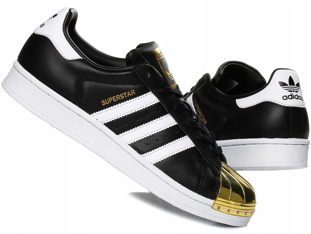kolejna szansa niezawodna jakość specjalne wyprzedaże Buty damskie Adidas Superstar Metal BB5115 r.39 - 7359721991 ...