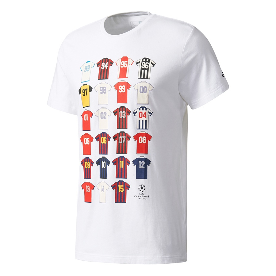 110e05ca3c7fe Koszulka adidas CL History BP7276 L: 192-198 cm - 7316107764 ...