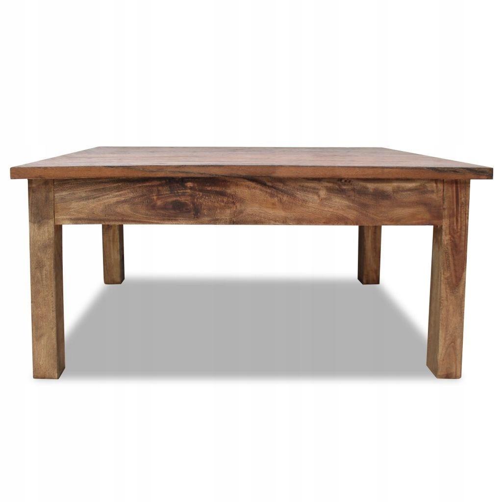 Stolik Kawowy Z Drewna Odzyskanego 7558383249 Oficjalne Archiwum