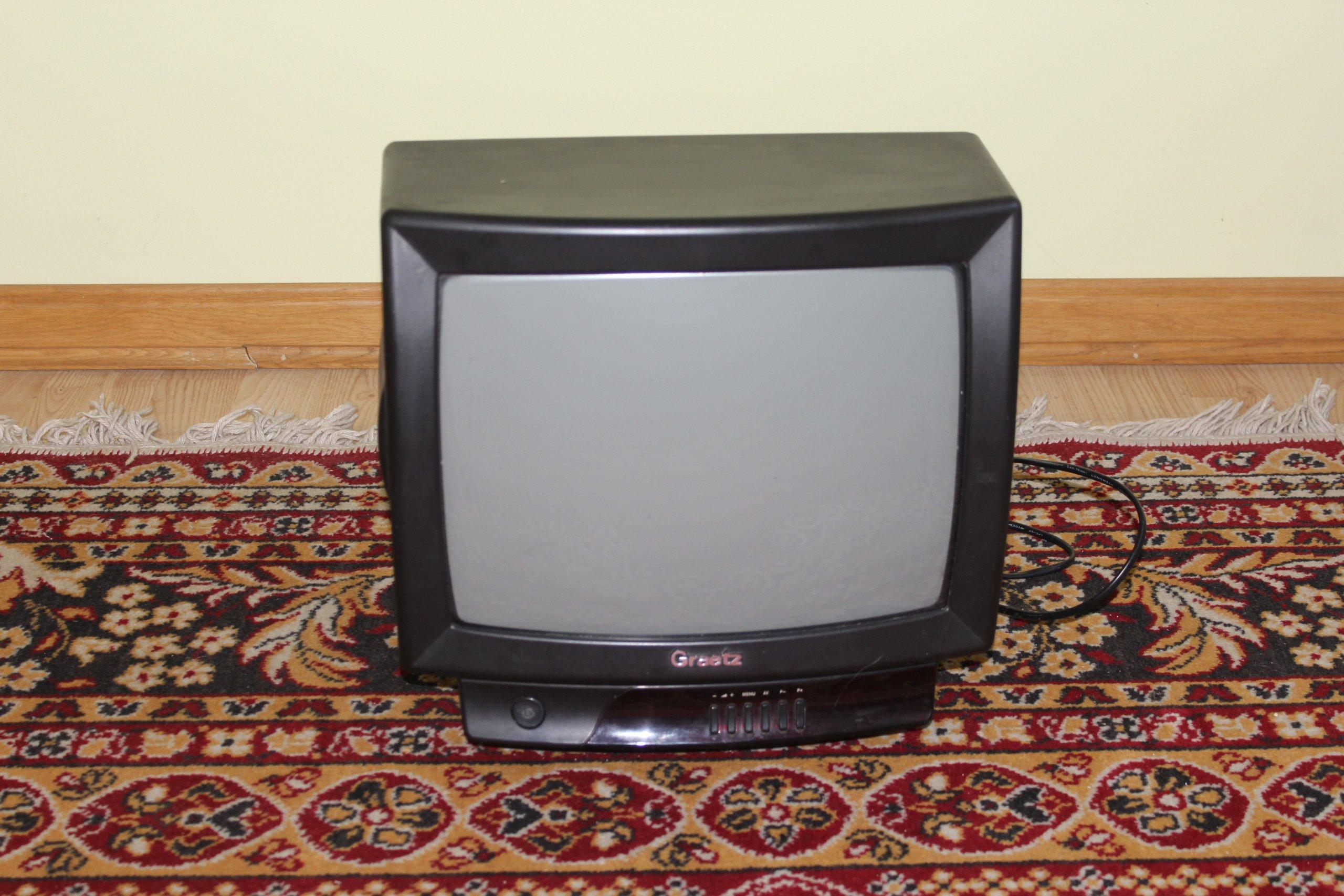 Telewizor - Graetz - 14 cali