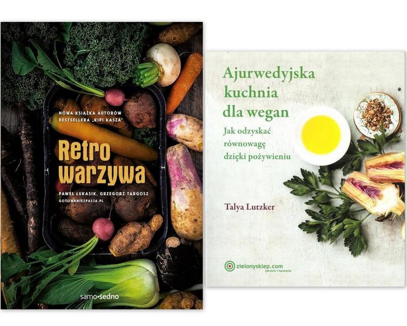 Retrowarzywa Ajurwedyjska Kuchnia Dla Wegan 6268351966