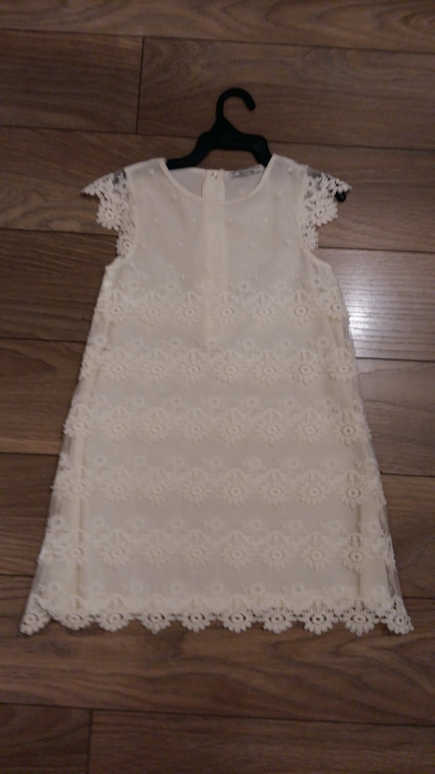 1f335be68d Mayoral koronkowa sukienka 128 okazja!!! - 7104724228 - oficjalne ...