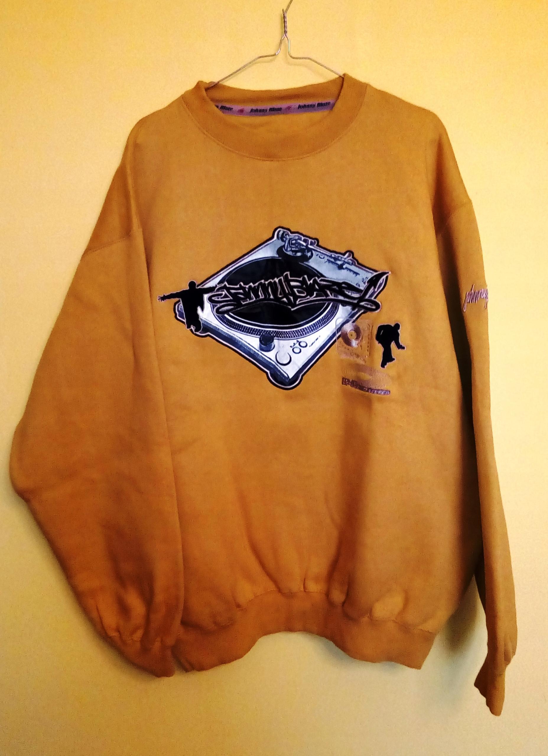 Bluza Johnny Blaze rap hip hop old school z USA!
