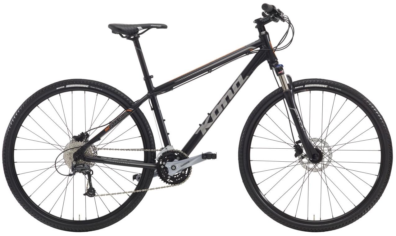"""KONA SPLICE DL M/17"""" rower crossowy W-WA -20%"""