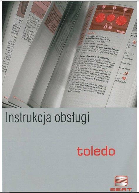 Dodatkowe Instrukcje obsługi Seat w Oficjalnym Archiwum Allegro - Strona 4 EJ94