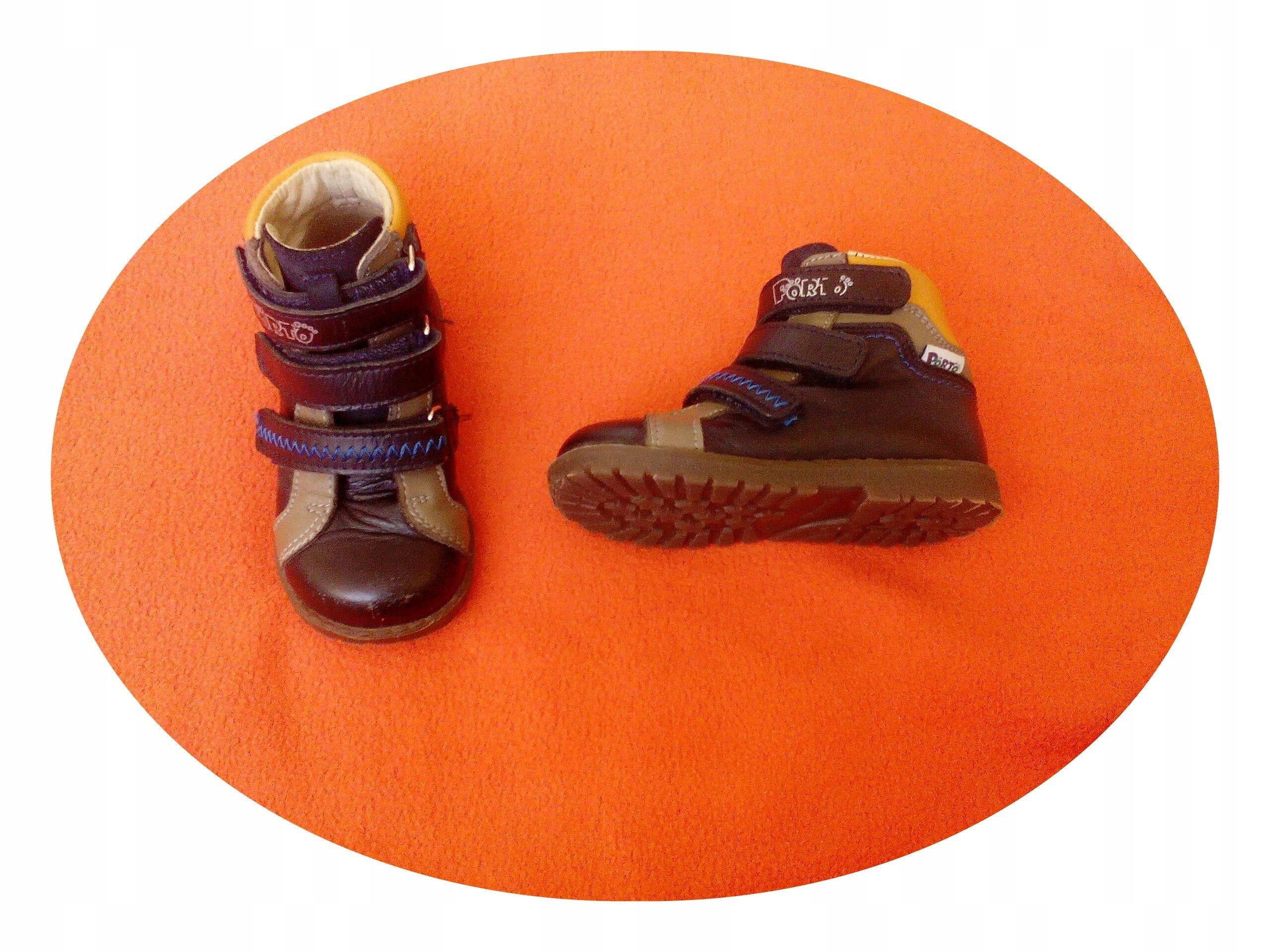 89fca350 Porto buty chłopięce trzewiki rozmiar 22 - 7205020872 - oficjalne ...