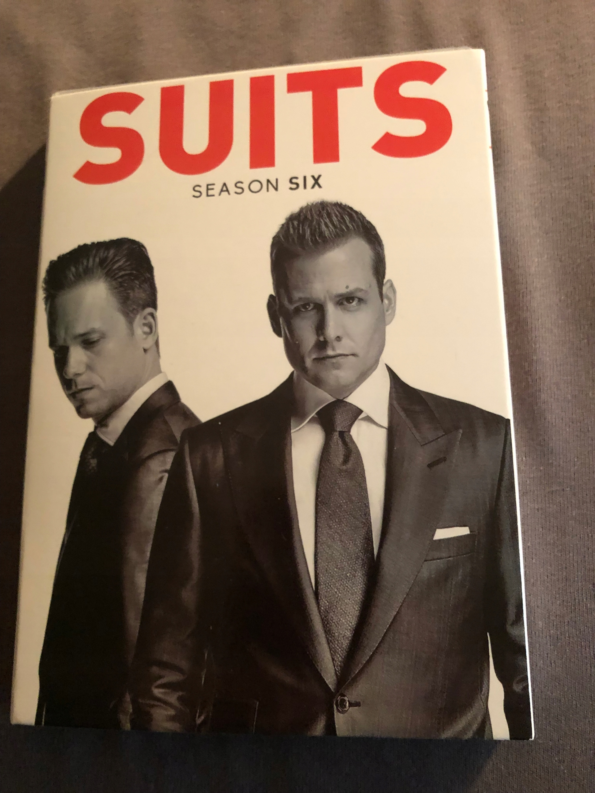SUITS DVD sezon 6 ANG