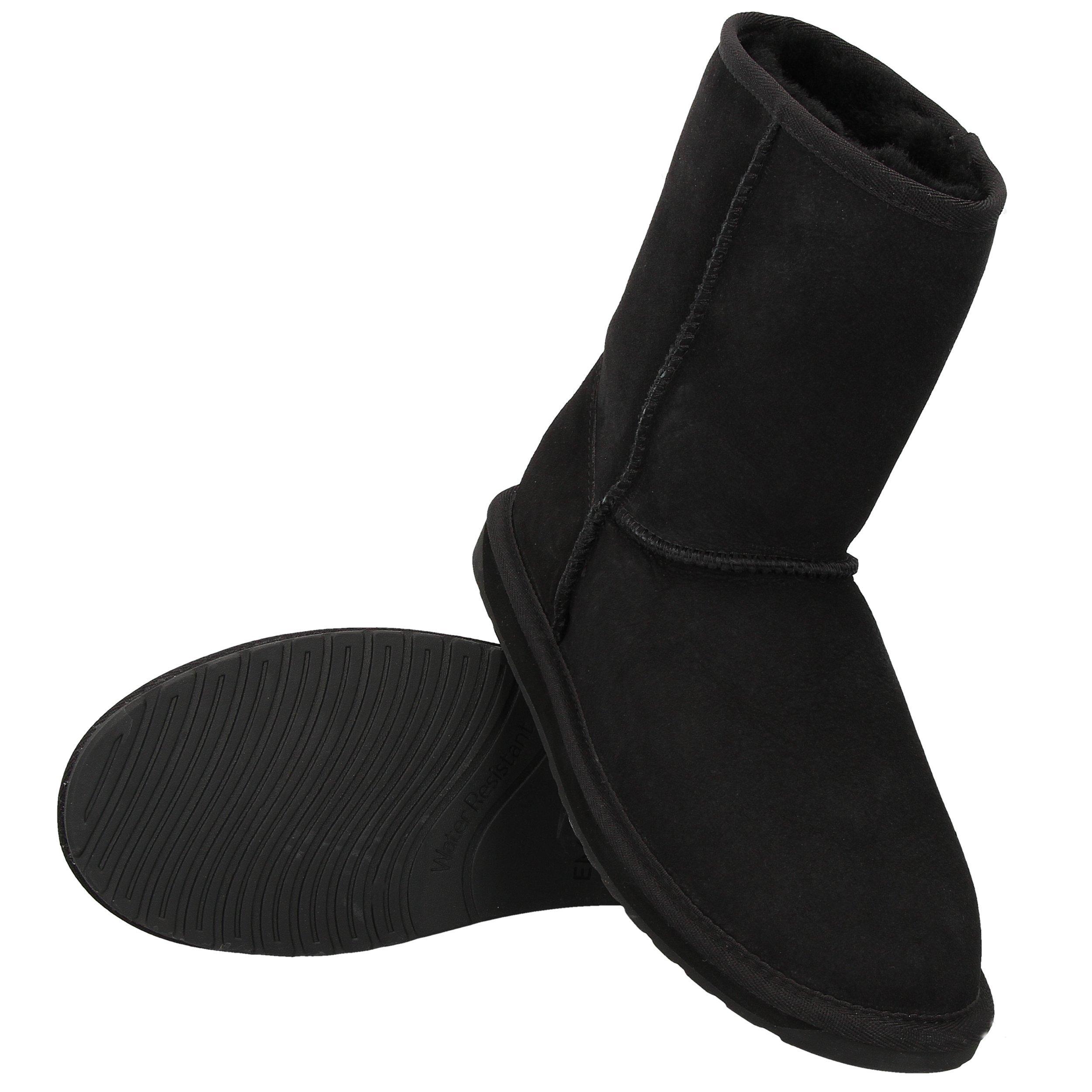 233caa77d2a91 Botki EMU Stinger Lo black buty zimowe czarne r 37 - 7220328706 ...