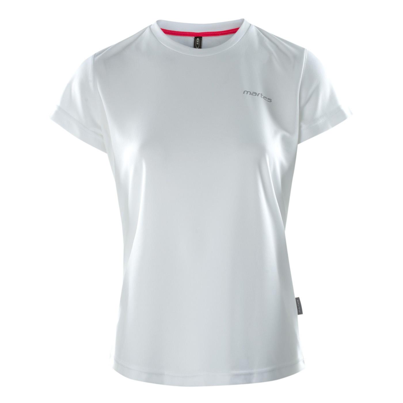 MARTEs Koszulka damska Lady Solan Martes - Biały
