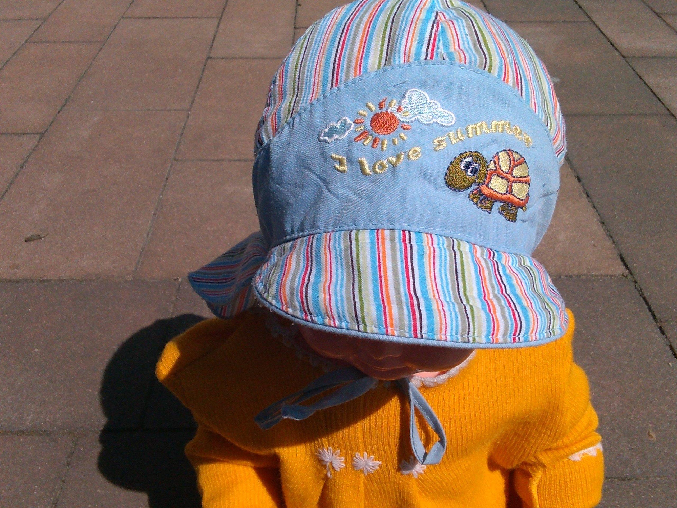 2282d3d78423bc czapka czapeczka dla chłopca 2 szt. rozm. 48 - 7352625542 ...