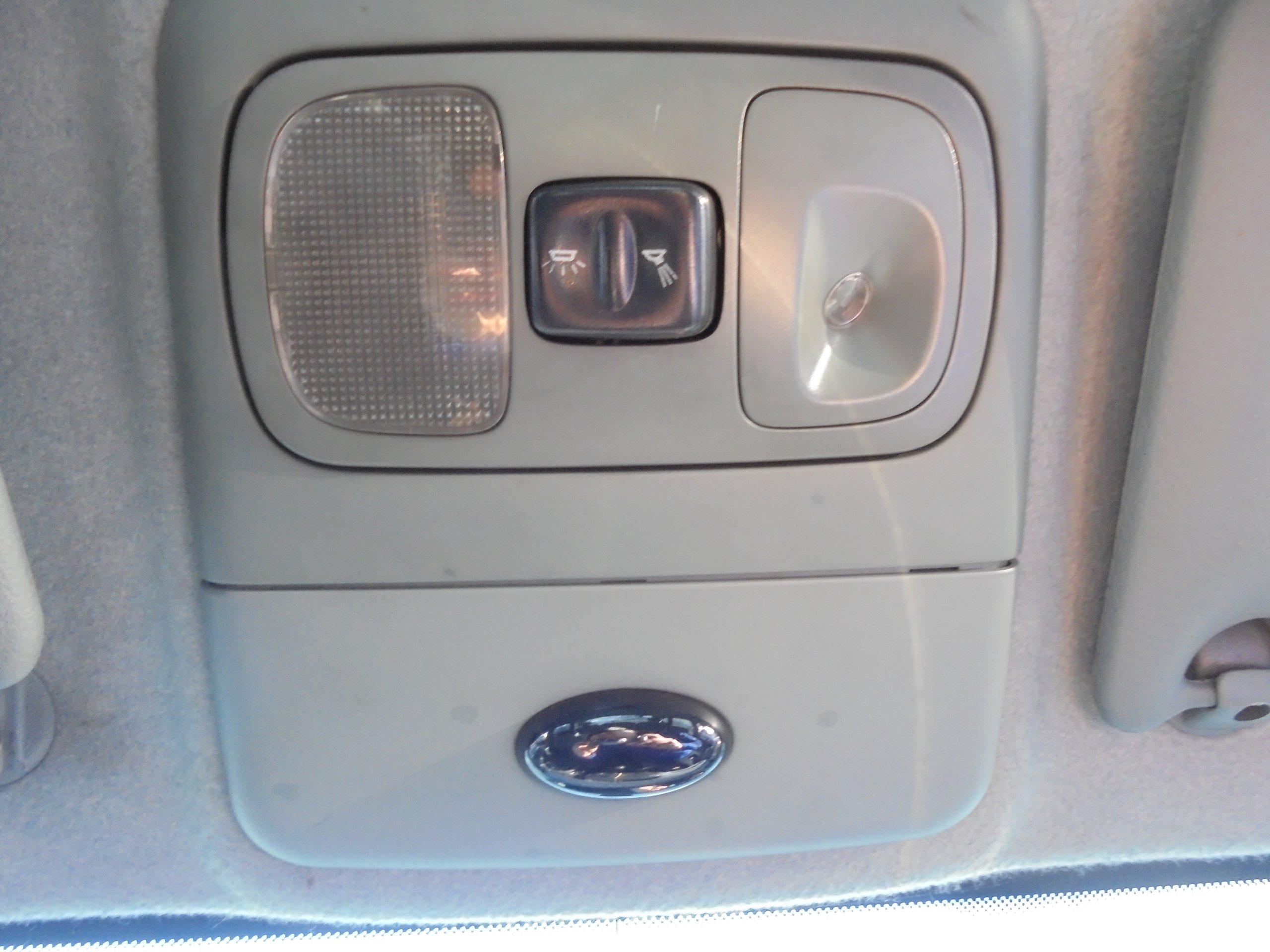 Oświetlenie Kabiny Renault Scenic I 19 Td 98 7263926603