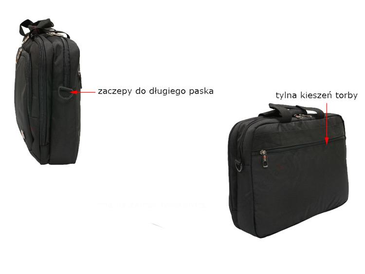 a95a267c0756e Markowa torba na ramię na tablet laptopa JAKOŚĆ R1 - 6769400770 - oficjalne  archiwum allegro