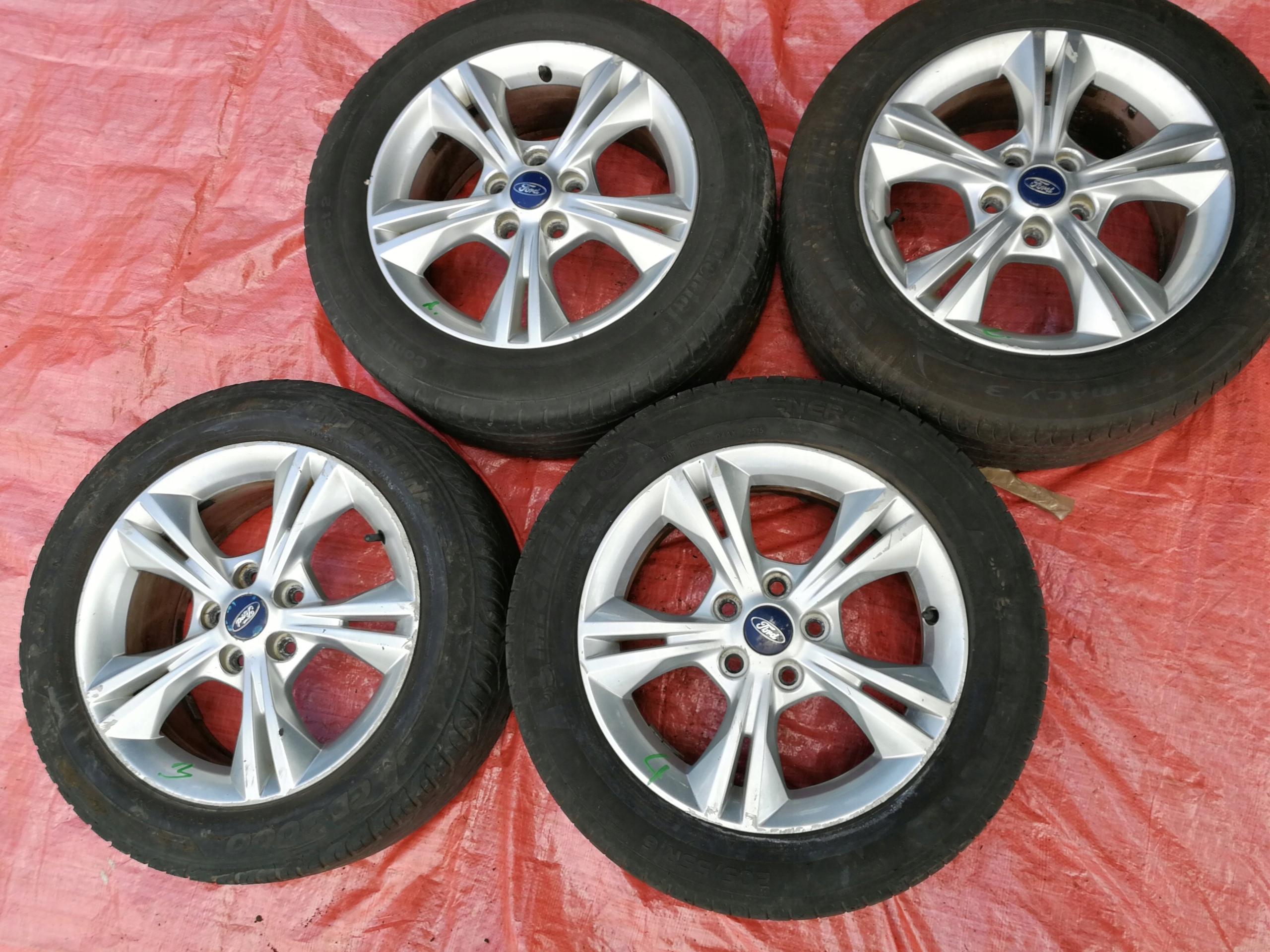 Ford Focus Iii Mk3 Felgi Aluminiowe 2155516 7494496596