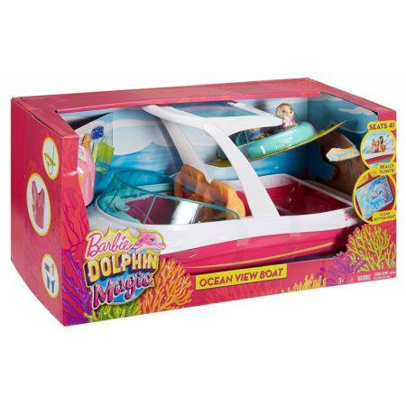 Barbie Delfiny Z Magicznej Wyspy Wakacyjny Jacht 7071071424