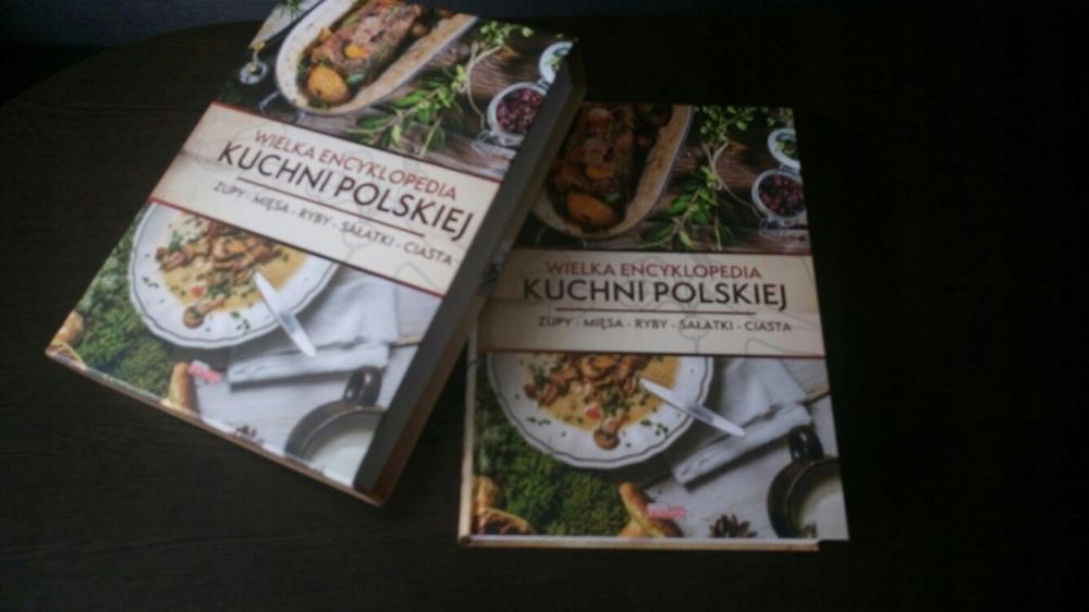Wielka Encyklopedia Kuchni Polskiej 7729395862 Oficjalne