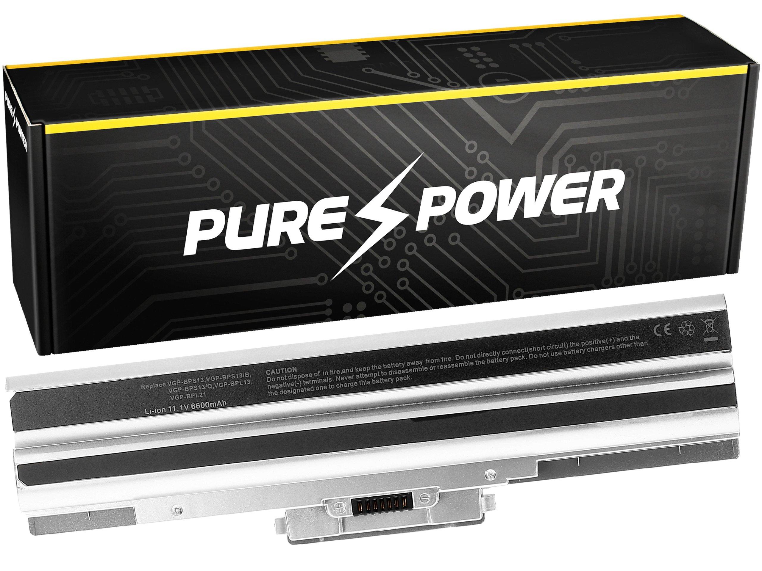 Bateria do laptopa Sony VAIO VPCF22S8E/B 6600mAh