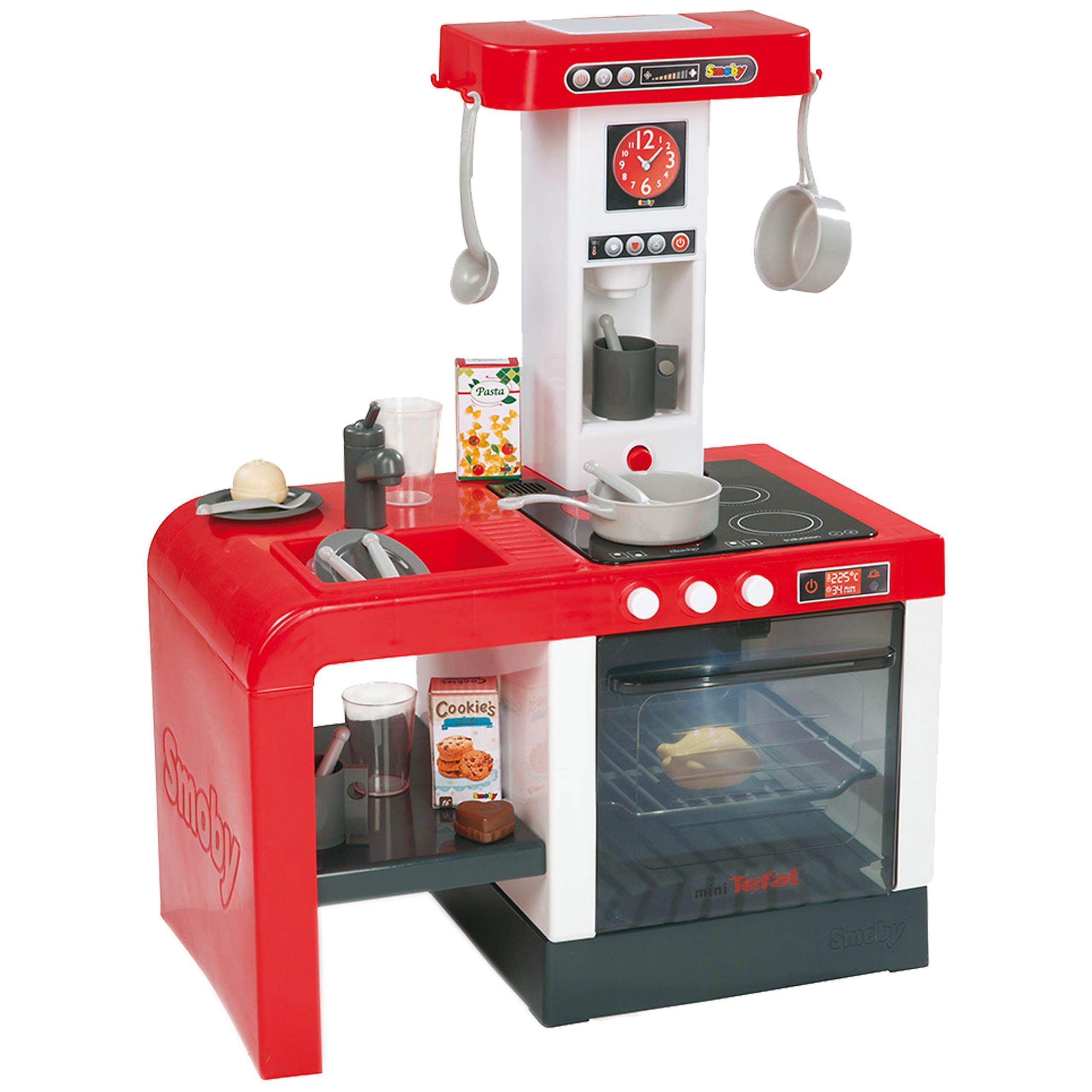 Kuchnia Dla Dzieci Cheftronic 2 Mini Tefal Smoby