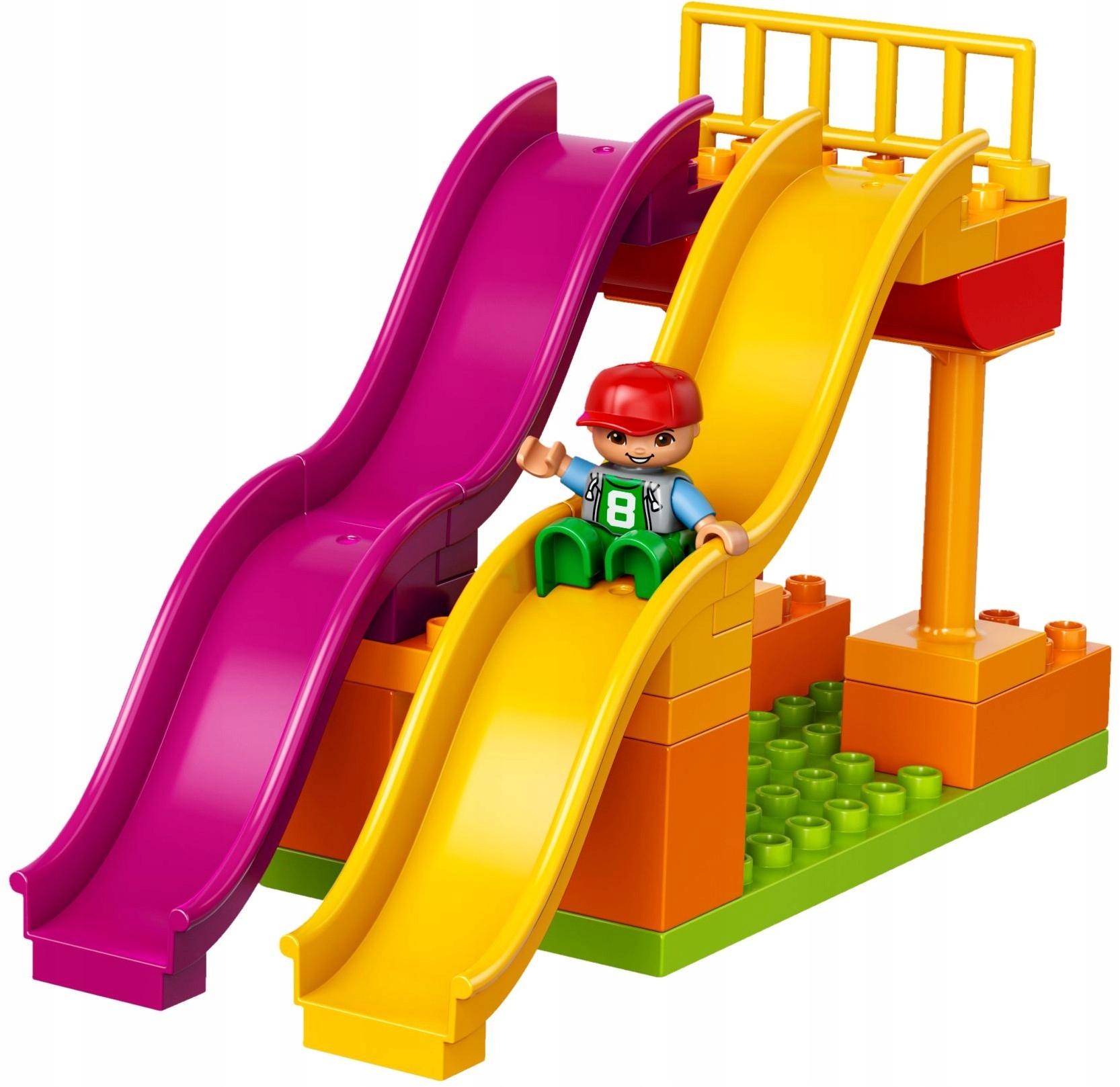 Lego Duplo Wesołe Miasteczko 10840 7140737562 Oficjalne Archiwum
