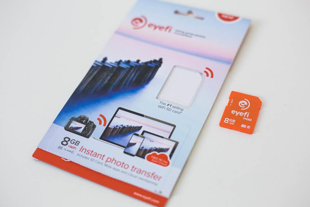 Karta Sd 8gb Eye Fi Wifi 7296149562 Oficjalne Archiwum Allegro