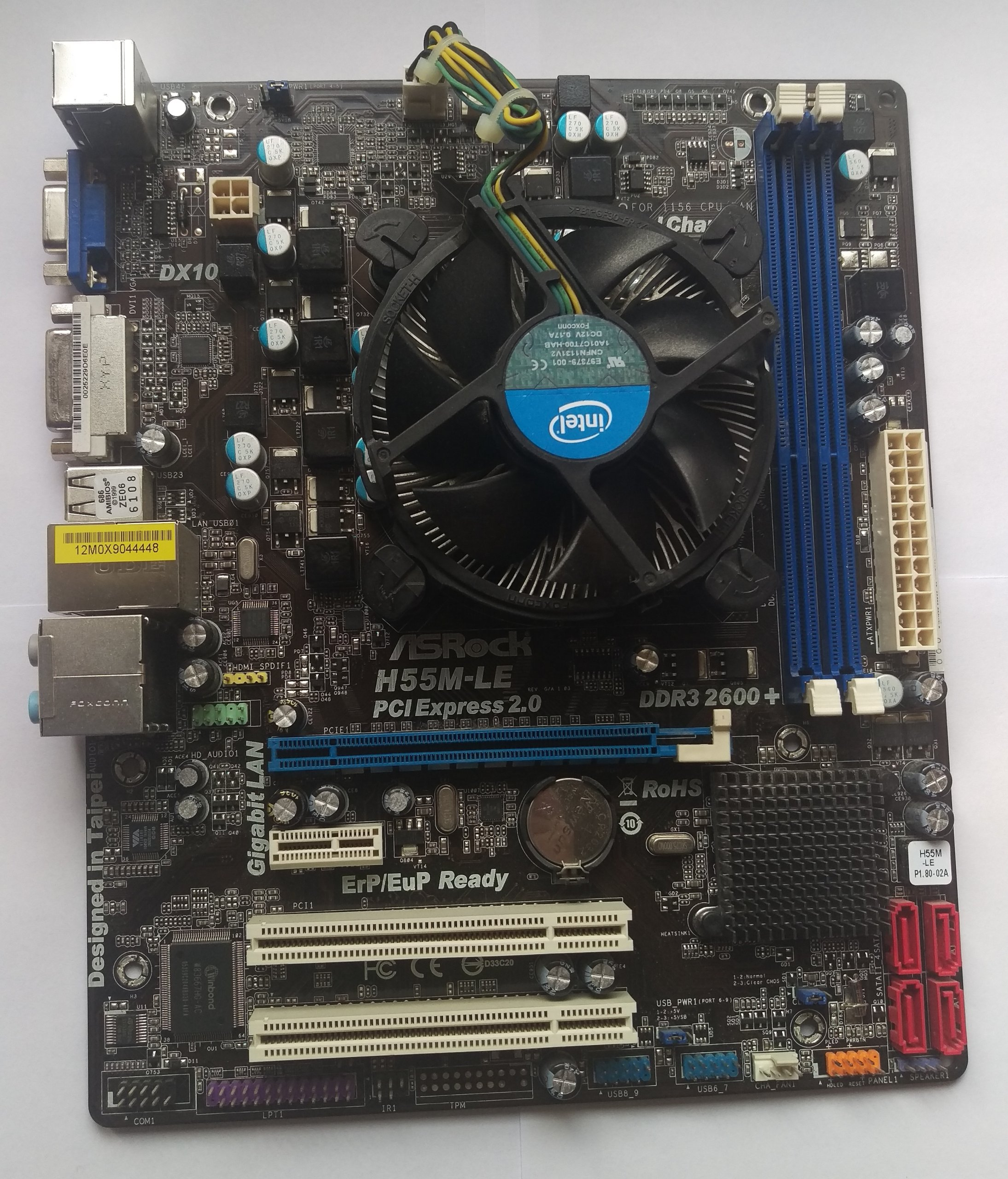 Drivers for Asrock H55M VGA