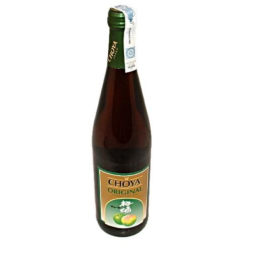 Choya Original Japońskie Wino śliwkowe 075 L 7092571066