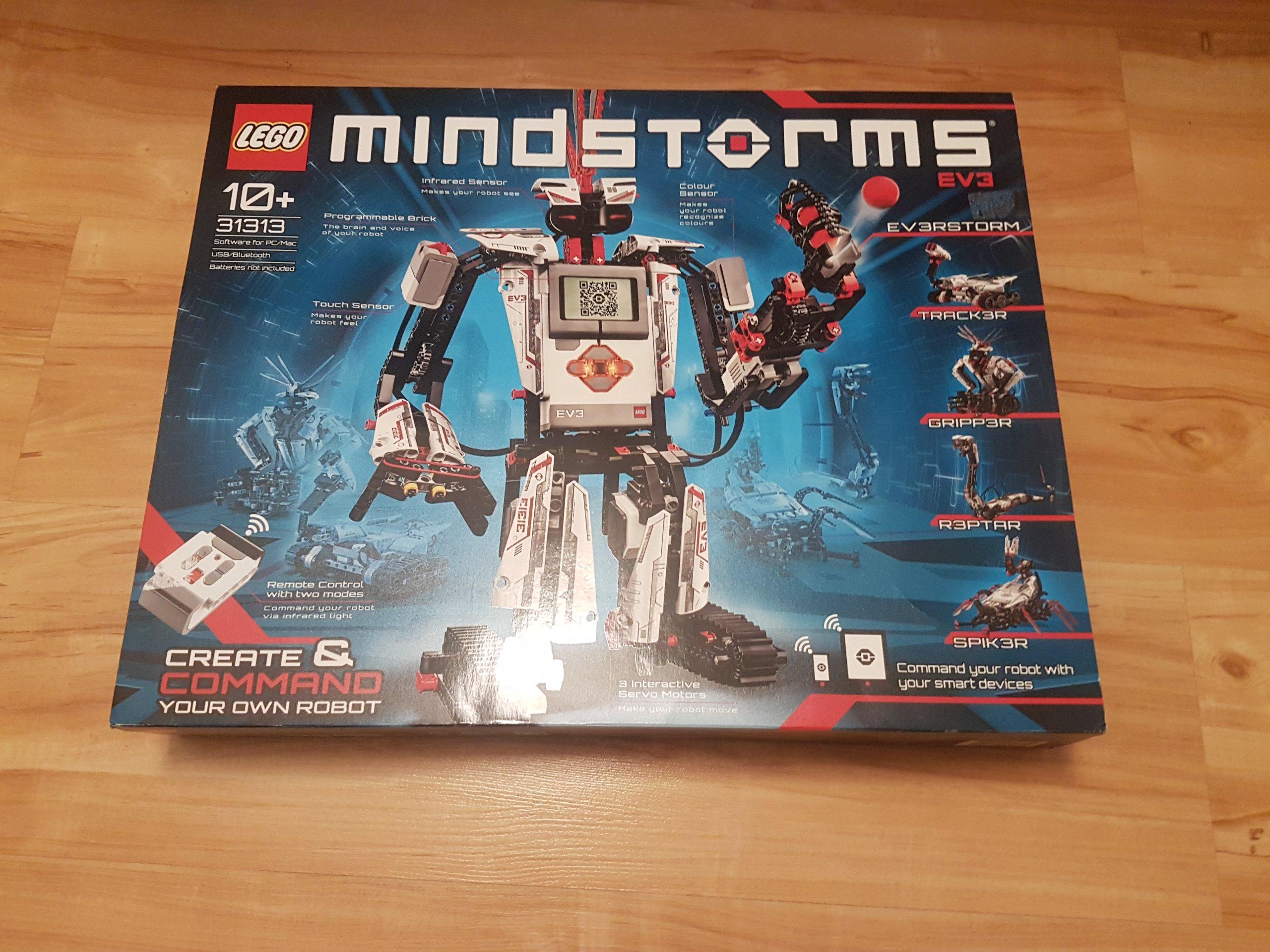 Lego Mindstorms Ev3 31313 Używany 7190828571 Oficjalne Archiwum