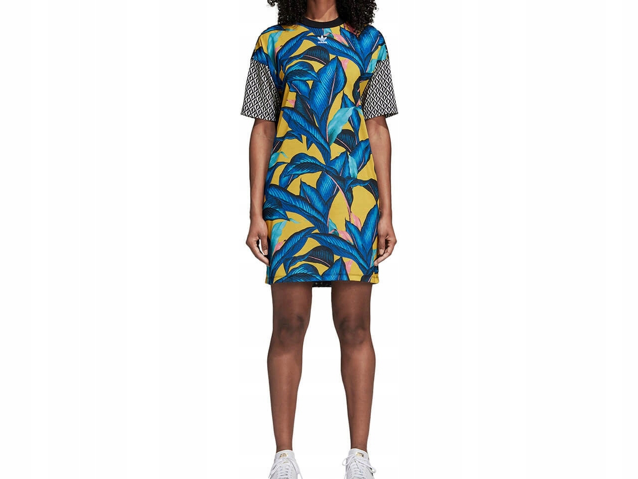 51011ecc4 Sukienka adidas Originals Tee Dress DH3057 # M - 7561363412 ...
