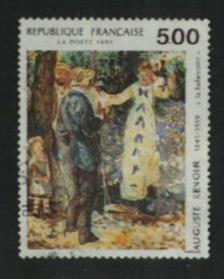 Francja - M nr 2818 - kas