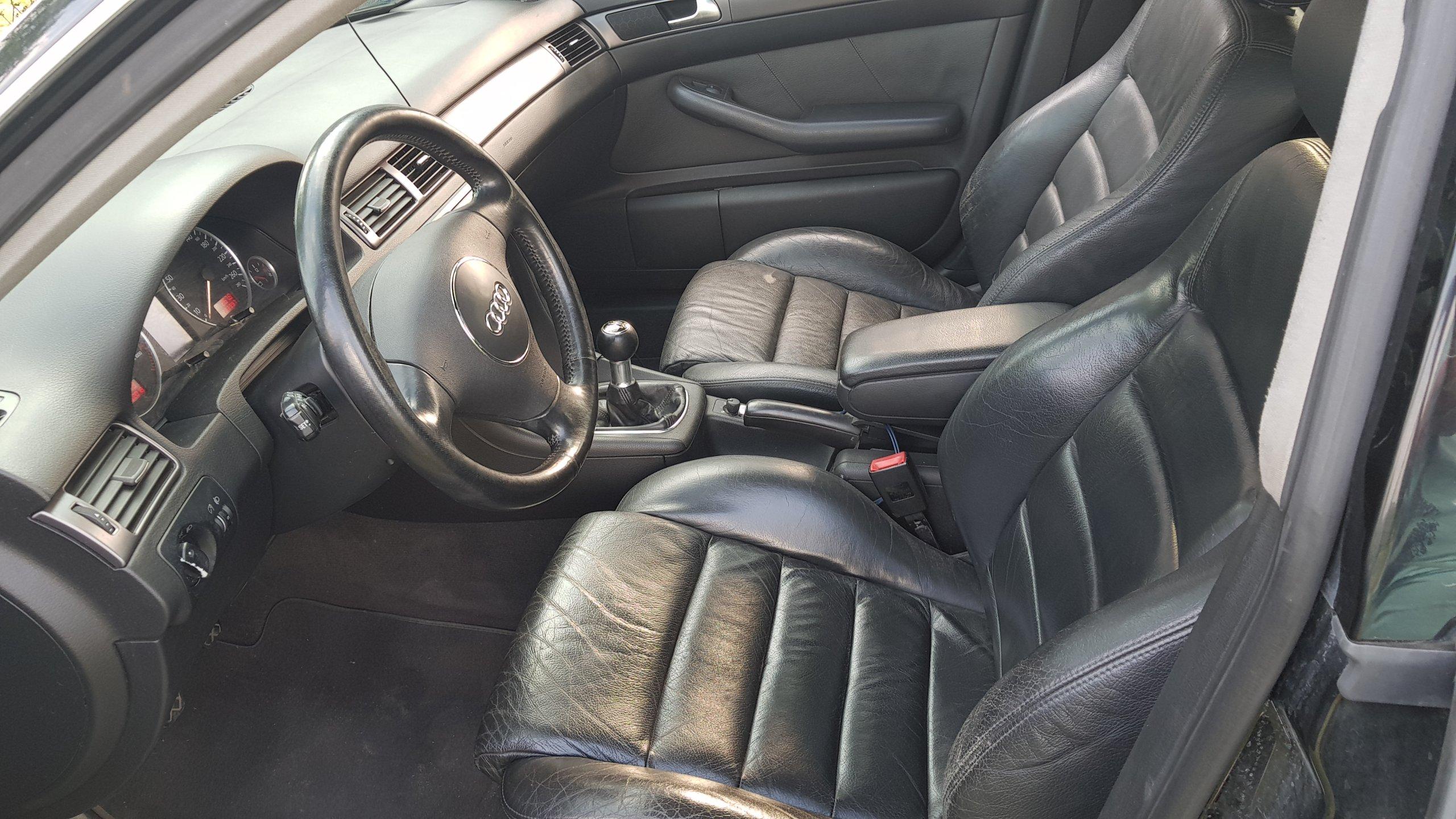 Audi a6 c5 2 7 t oficjalne archiwum allegro