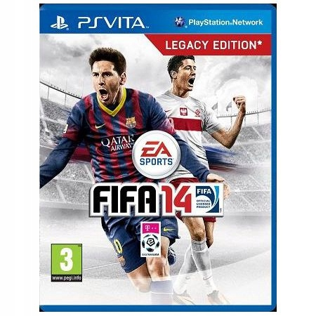 GRA PS VITA FIFA 14 LEGACY EDITION