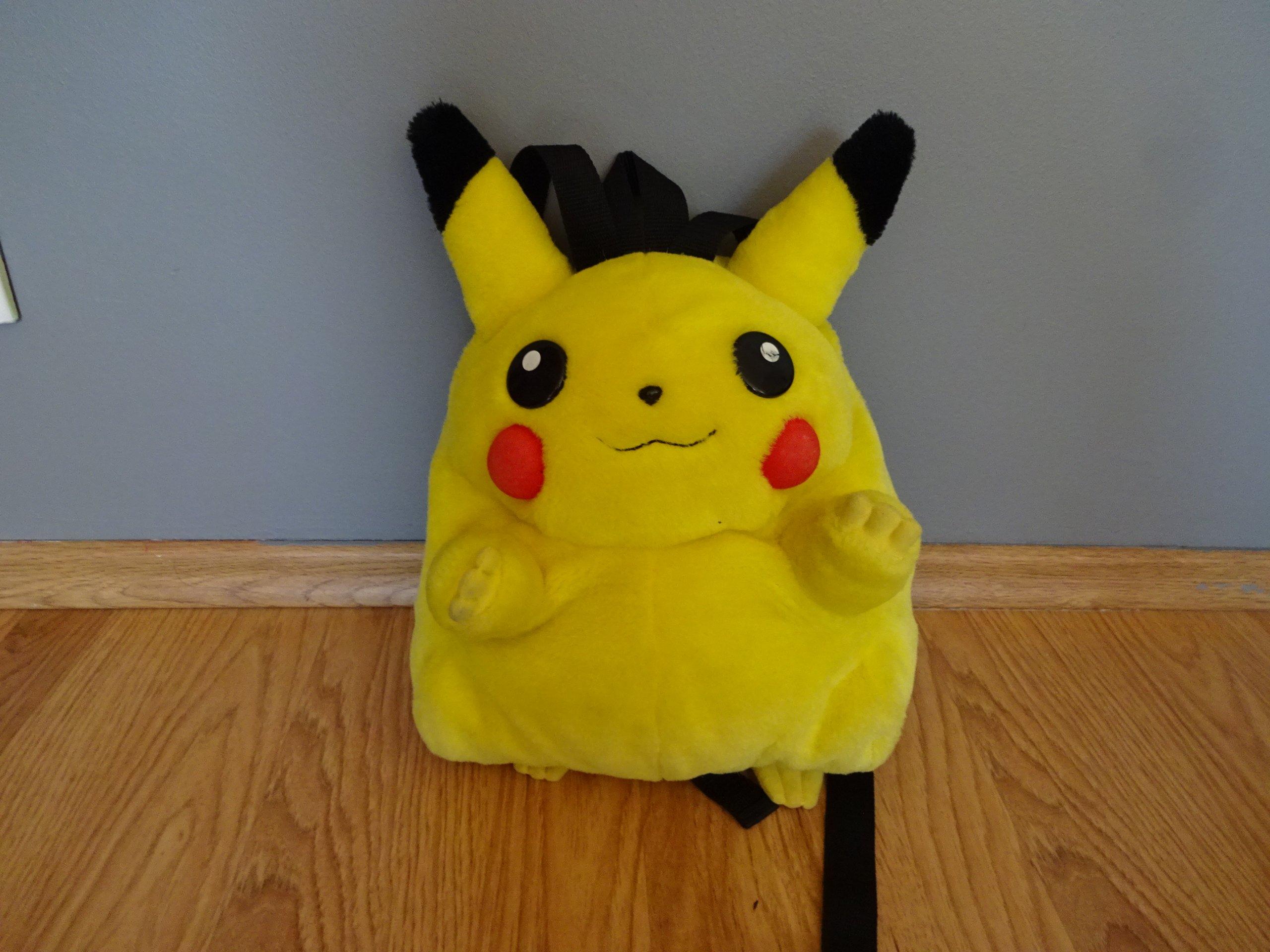 6b0703ccc Plecak Pokemon Pikachu - 7179233205 - oficjalne archiwum allegro