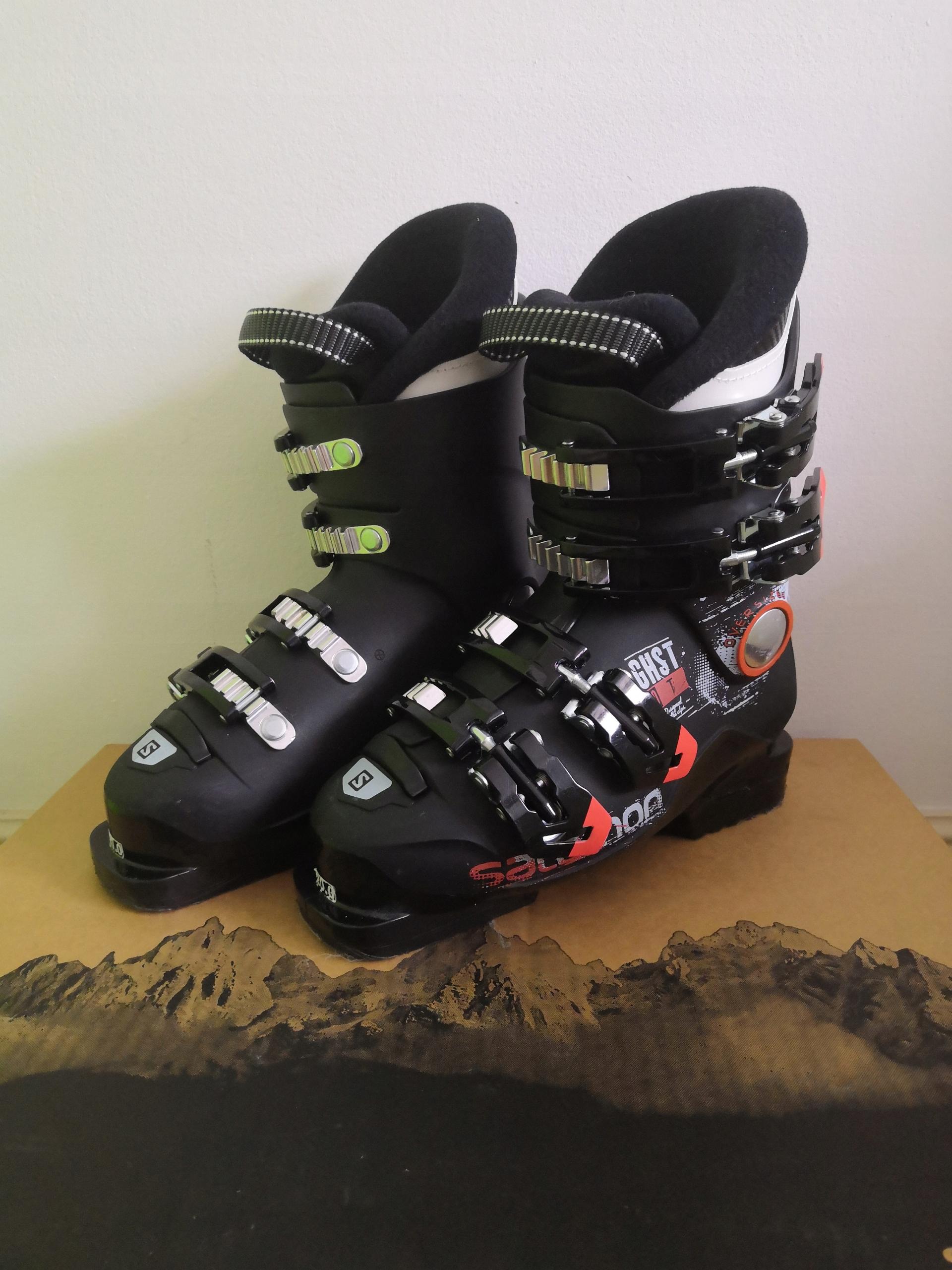 Buty narciarskie Salomon GHOST 60 T