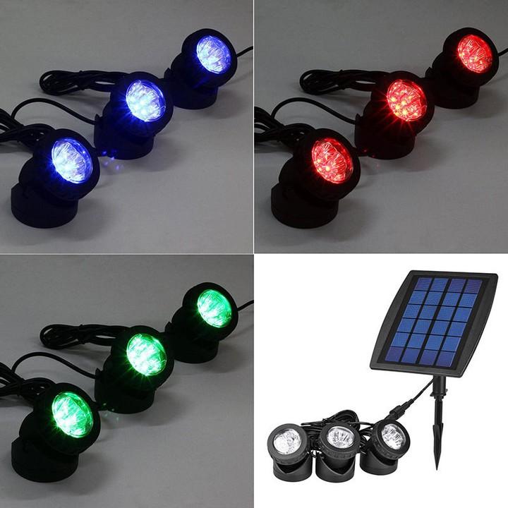 Lampki Solar Led Do Oczkastawbasen Lampy Solarne