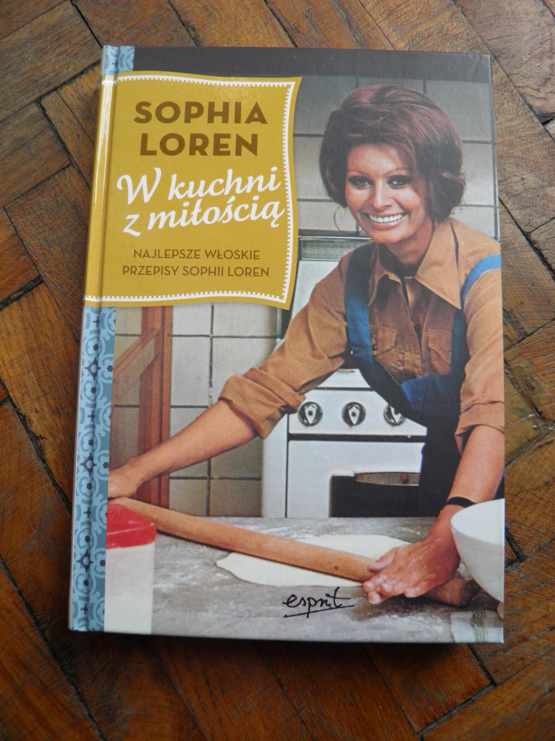 W Kuchni Z Miłością Sophia Loren Wysyłka Gratis 7425111115