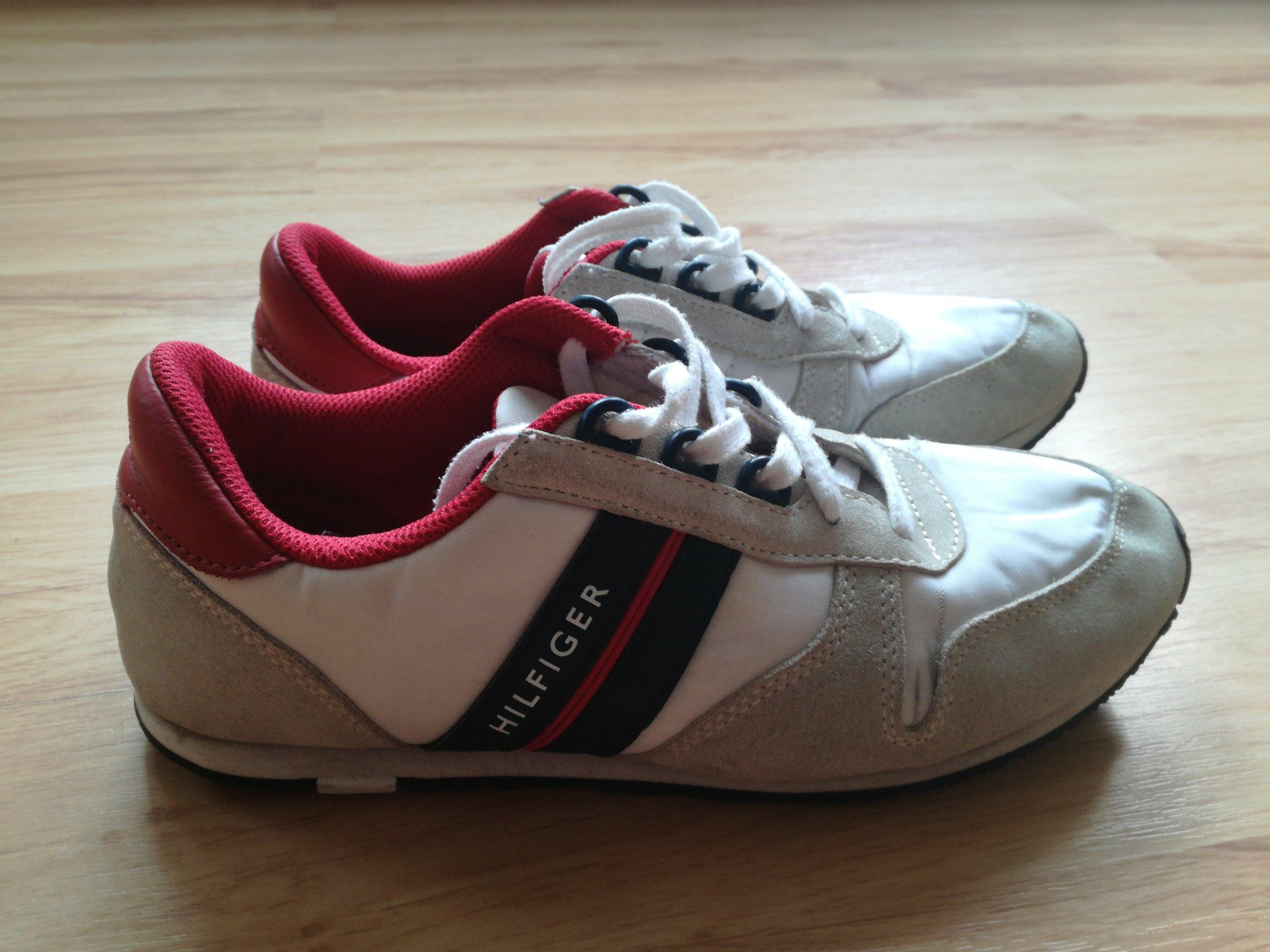 f984b3b2ab136 Adidasy Tommy Hilfiger rozm 39 buty sportowe - 7412652433 ...