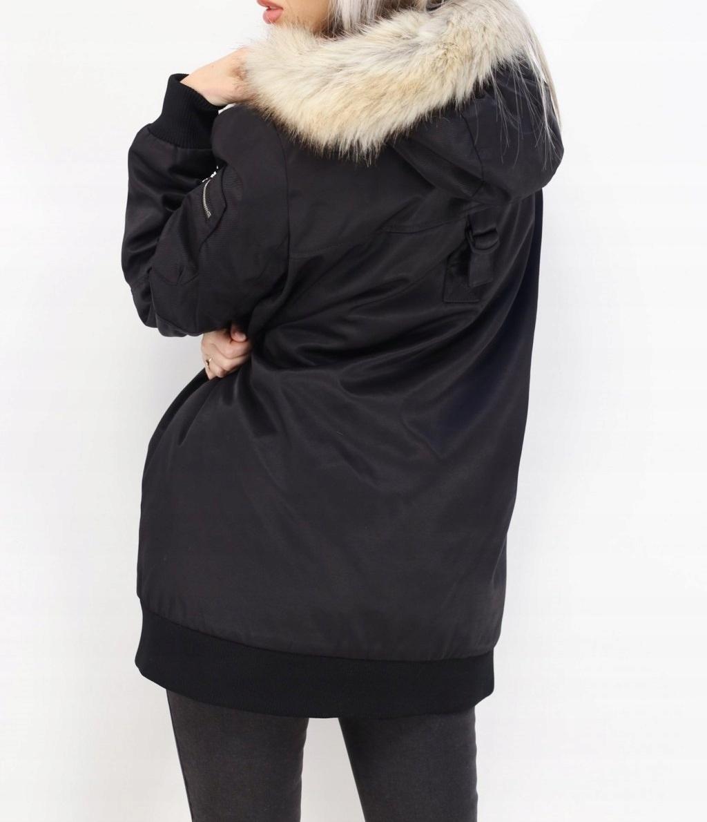 bf70af89ccc17 Zara hydrofobowa płaszcz dłuższa kurtka puchowa - 7727933106 ...