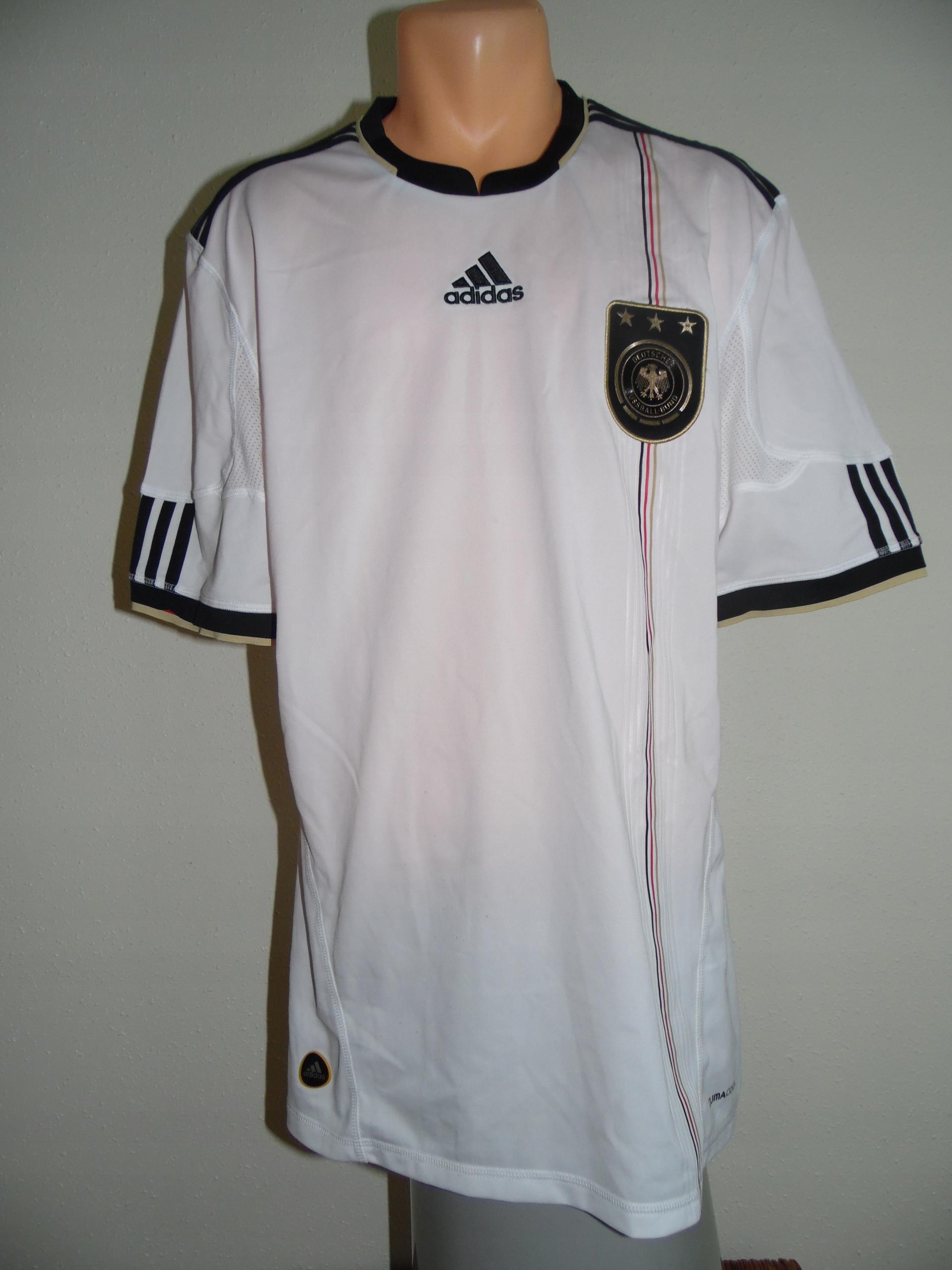 c6d1ea5abcbf Koszulka reprezentacji Niemiec Adidas climacool - 7453484058 ...