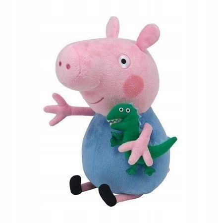 BEANIE BABIES PEPPA PIG - GEORGE 28CM, TY