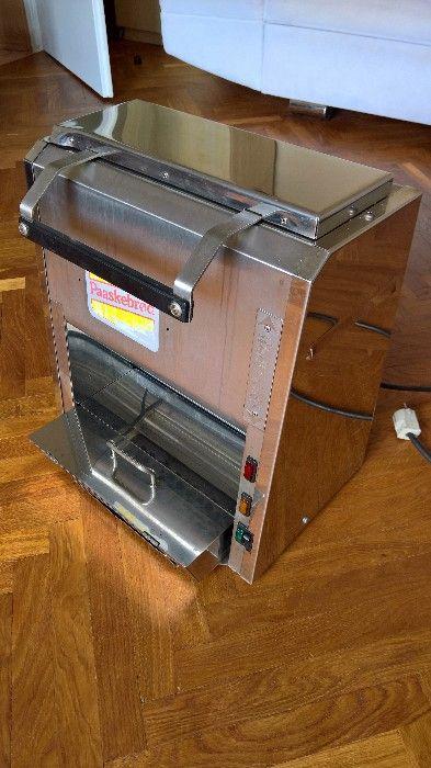 Ogromny Toster opiekacz gastronomiczny do pieczywa automat - 7221960082 KA64