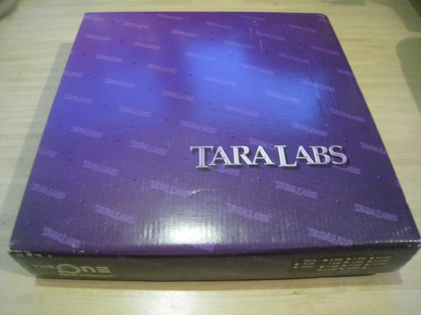Tara Labs THE ONE ISM Onboard RCA 1 m ''Hi End'' U