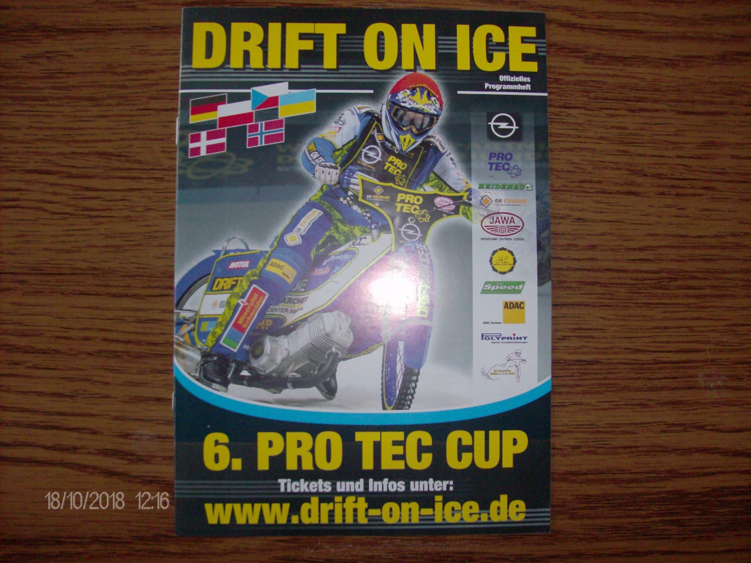 Drift On Ice Lód 2018