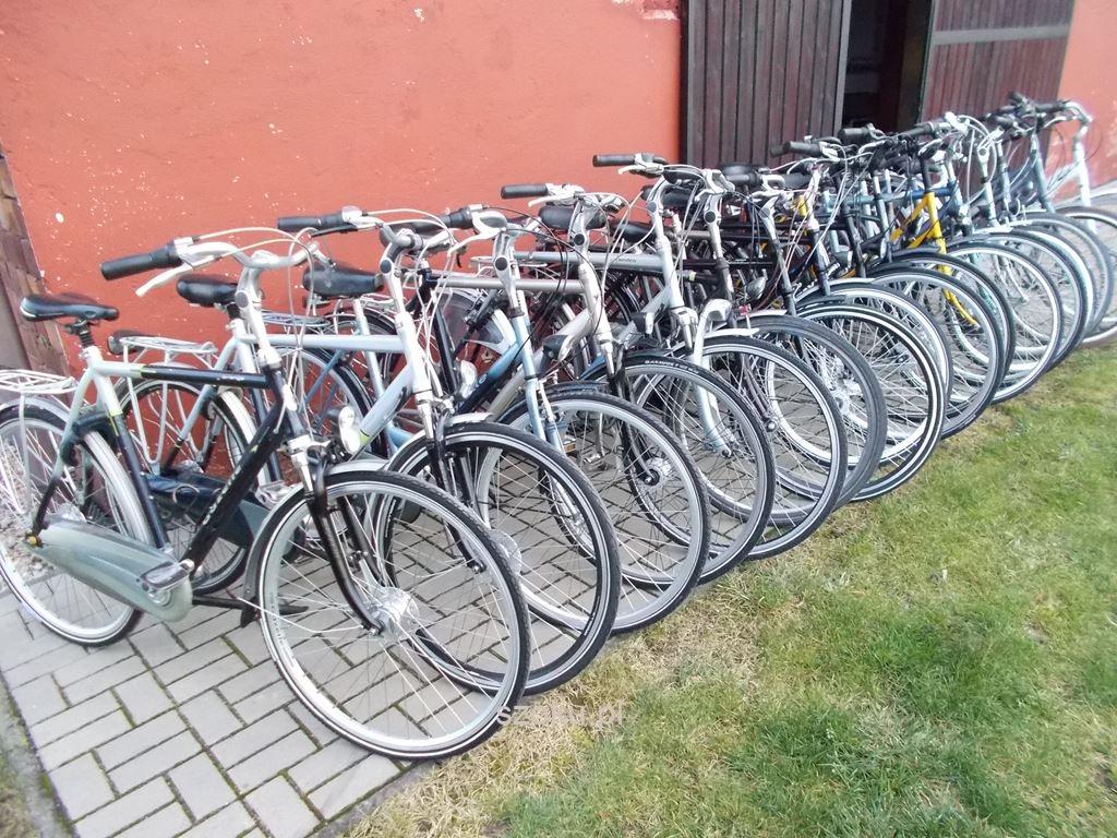 Pakiet  rowerów z Holandii Gazelle itd. Zrobione !